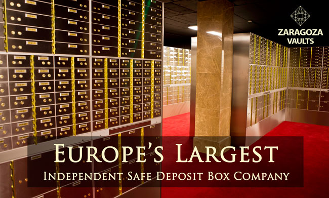 Safe Deposit Box Zaragoza